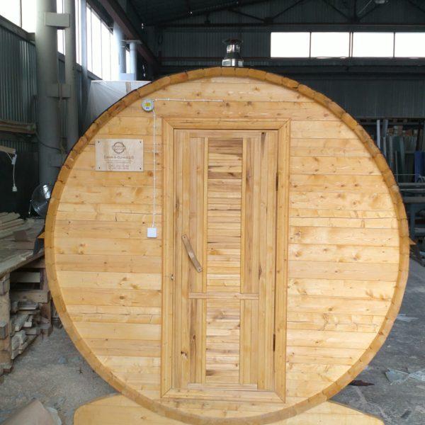 Баня-в-Бочке СТАРТ (2 метра)