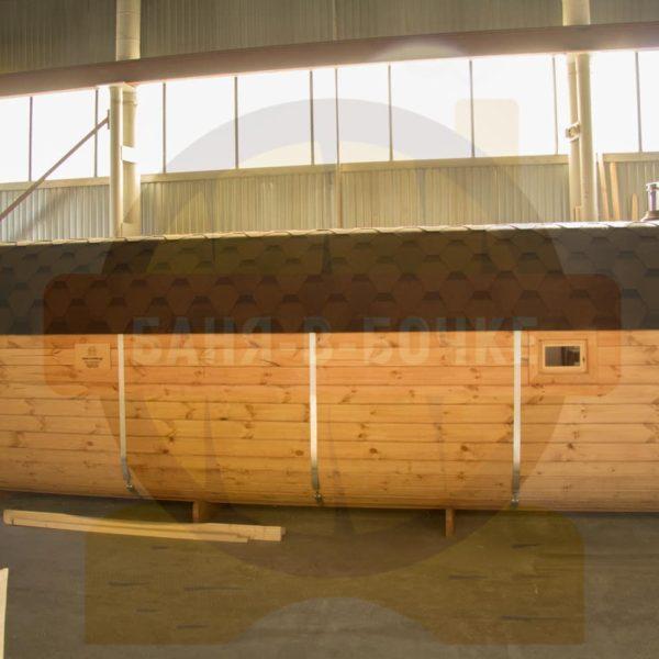6 метровая баня куб по низкой цене